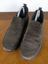 LL Bean Braun Slip Sz On Stiefel Damenschuhe Sz Slip 7.5 M Ankle Schuhes Duck Walking 6c4fd4