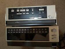 New listing Portable Vcr Cassette Recorder Jcpenney Model 686-5019 Rare