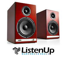 Audioengine HD6 Wireless speaker system with aptX-HD Bluetooth® 5.0 (Cherry)