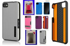 Lot 3 Colorful Rubberized Back Skin TPU S Wave Hard Cover Case Blackberry Z10