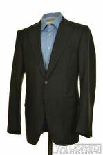 BECKETT & ROBB Gray Birdseye 100% Wool Blazer Sport Coat Jacket EU 50 / US 38 R