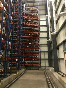 Pallet Racking, Factory & Warehouse, Shelving, Mezzanine Floors all for sale