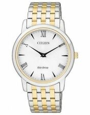 Citizen Eco-Drive Analog & Digital Wristwatches