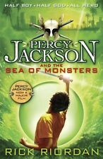 Percy Jackson and the Sea of Monsters (Book 2) (Paperback), Riord. 9780141346847