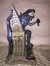 Vintage 1998 ToHo Trensmasters Godzilla Light And Sound Toy PiggyBank 90s