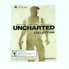 PlayStation 4 (PS4) Uncharted: The Nathan Drake Collection Download Card