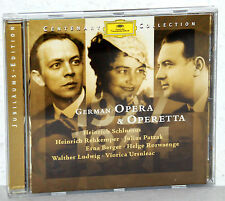 CD German OPERA & OPERETTA 1927-1944