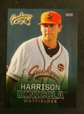 2018 Choice, Greensboro Grasshoppers - HARRISON DINICOLA