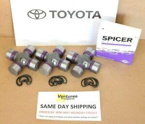 Toyota Tundra 2007-2017 Rear 2 Piece Driveline U-Joint Kit Dana Spicer