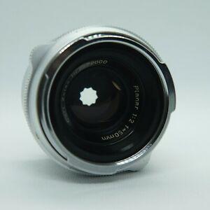 Carl Zeiss Planar 50mm f2 Contarex Mount (Read Description)