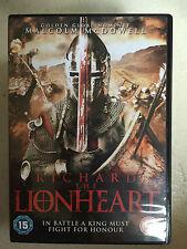 Malcolm McDowell RICHARD THE LIONHEART ~ 2013 Medieval Impaler Epic | UK DVD