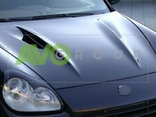 PORSCHE CAYENNE 955 eyebrows headlight brows tuning trims ABS PLASTIC