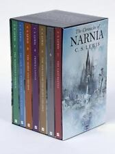 The Chronicles Of Narnia Boxed Set: By C. S. Lewis