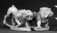 Reaper Miniatures - 03326 - Guard Dogs (2) - DHL