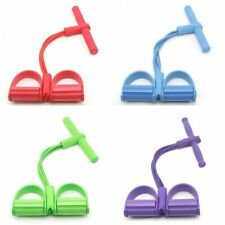Multi-Function Resistance Bands Tension Pull Rope Fitness Exercise Equipment NEW