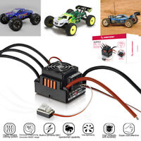 Hobbywing QuicRun Accessory - 1:8 / 1:10 Brushless Waterproof 150A ESC RC Car WP