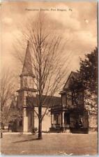 PORT ALLEGANY, Pennsylvania  PA    PRESBYTERIAN CHURCH  1909  Postcard
