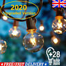 Garden Patio Outdoor String OxyLED Lights Mains Powered Outside Bulbs 29.5ft.