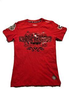 New York Black Yankees Negro League Baseball Tee Shirt Size S
