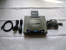 Sega Saturn Console Region Free w/ HDRGB Scart Cable, Upscaler. Plays USA/JP/PAL