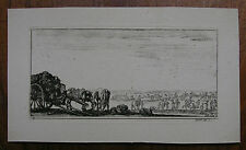 S. DELLA BELLA ´RASTENDE PFERDE AM KARREN; HORSES RESTING´ DE VESME 253, 1644