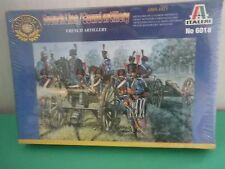 ITALERI Historics French Line/Guard Artillery 1/72 ITALERI Soldatini Sprue NUOVO