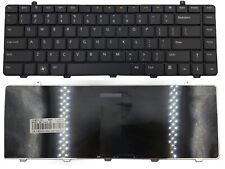 New! Keyboard For Dell Inspiron 1464 Black Black Us