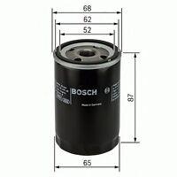 BOSCH 0 986 452 060 Oil Filter