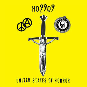 H09909: United States Of Horror (CD)