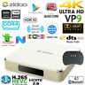ZIDOO H6 Pro 2G DDR4 16G Android 7.0 TV Box HEVC HDR + Free i8 Keyboard Touchpad
