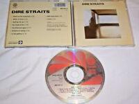 CD - Dire Straits Same - Red Swirl (1983) S 1