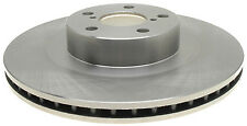 Non-Coated Disc Brake Rotor fits 2000-2008 Subaru Impreza Legacy Forester  ACDEL