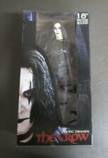"The Crow 18"" Eric Draven 2004 REEL TOYS NECA Motion Activated MIB GV"