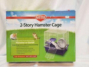 Kaytee 2-Story Hamster Cage