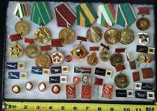 Russian Soviet Medal Pin Badge Award Insignia