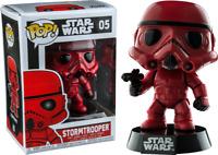 Exclusive Star Wars - Red Stormtrooper Funko Pop Vinyl - NEW in Box