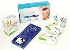 Complete Dry Eye Care Pack EyeBag Blephaclean Blephasol Thealoz Duo blepharitis