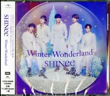 SHINEE-WINTER WONDERLAND-JAPAN CD+BOOK C16