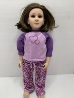 My Twinn 2003 Pa 11353 - Brunette Hair/Brown Eyes Girl Doll
