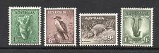 Australia - Sg# 230a - 230d Mnh / No watermark - Lot 0720169