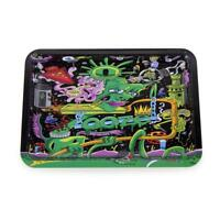 1x Ooze Black Factory Design Roll Tray ( Small 10 x 7 ) High Quality Durable