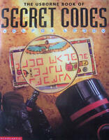 The Usborne Book of Secret Codes by n/a