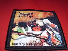 Mayhem Dawn ......Patch Morbid Black Metal Morbid Dead