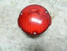 72 Yamaha CS3 C S3 200 Electric Rear Back Tail Light Taillight Lamp Lens