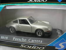 SOLIDO 1/43 METAL PORSCHE CARRERA 1808!!!!!
