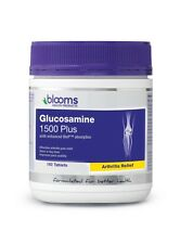 BLOOMS GLUCOSAMINE 1500MG PLUS 180 TABLETS