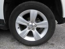 JEEP COMPASS, 1 X MAG WHEEL, FACTORY, 215-60-17, LIMITED, MK, 07/13- 16 (2ND)