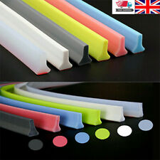 Bathroom Silicone Wet Room Shower Bathroom Floor Seal Water Flow Stop 120CM