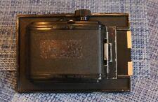 "Graflex ""23"" 4x5 Roll Film Holder 6x9 6x9cm"