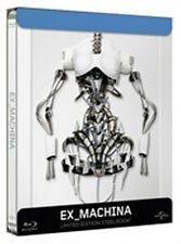 Ex Machina - Limited Edition (Blu-Ray Disc - SteelBook) - EXCLUSIVE! -